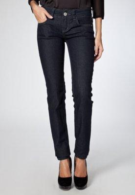 Calça Jeans Colcci Skinny Edna 2 Dark Azul