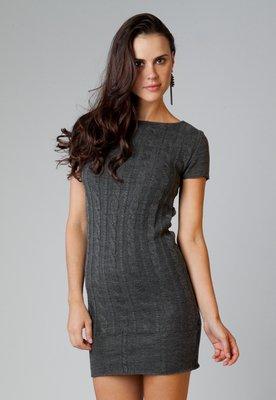 Vestido Mescla Cinza - Eclectic
