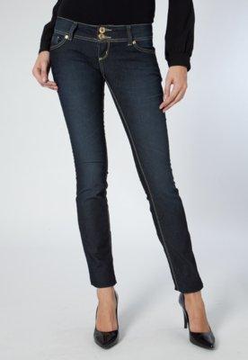 Calça Jeans Triton Skinny Jurema Azul