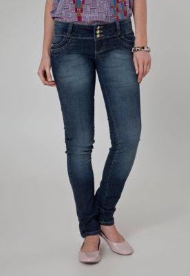 Calça Jeans Sawary Skinny Tiger Azul