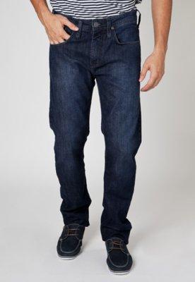 Calça Jeans Colcci Confort Lisa Azul