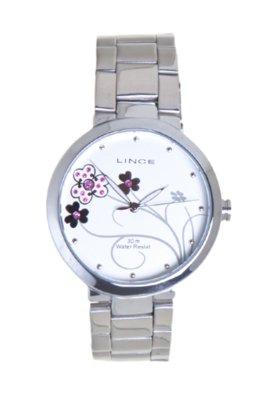 Relógio LRM4152LS1SX Prata - Lince