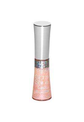 Gloss L'Oréal Paris Glam Shine Crystals 303 Topaz Strass 3,...