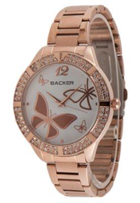 Relógio Backer 3057113F Rosa