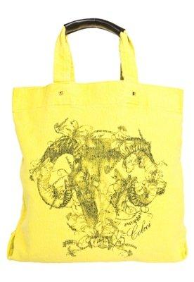 Bolsa Sacola Colcci Livre Amarela