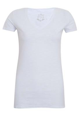 Blusa Aleatory Bordado Branca
