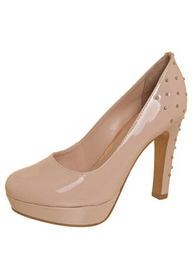 Sapato Scarpin Verniz Rosa - Pink Connection