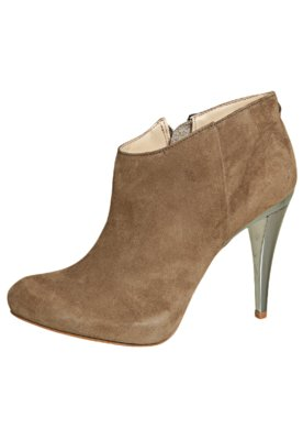 Ankle Boot Unic Bege - Jorge Bischoff