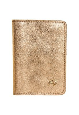 Carteira TNG Essential Dourada