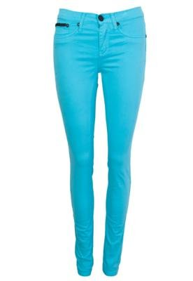 Calça Jeans Calvin Klein Jeans Skinny Power Color Azul