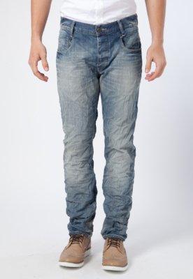 Calça Jeans Reta G-Star New Radar Azul