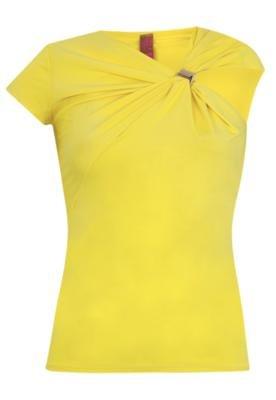 Blusa Small Unic Amarela - Coca Cola Clothing