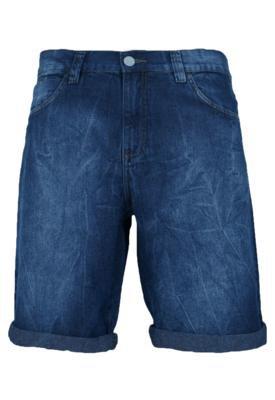 Bermuda Jeans TNG Ilusion Azul