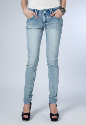 Calça Jeans Skinny Handbook Roxana Azul