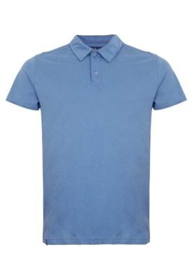 Camisa Polo Pier Nine Vida Azul