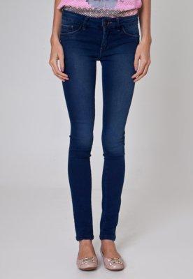 Calça Jeans TNG Super Skinny Fiffa Azul