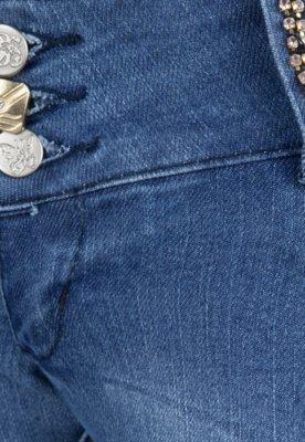 Calça Jeans Sawary Skinny Vida Azul Infantil