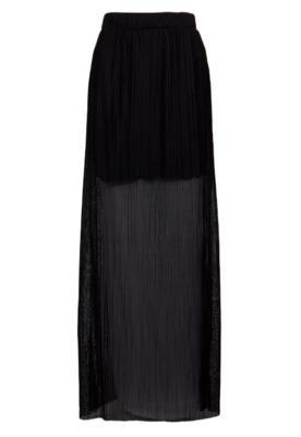 Saia Longa Dress To Move Preta