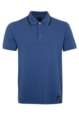 Camisa Polo Kalvin Klein Classic Azul - Calvin Klein Jeans