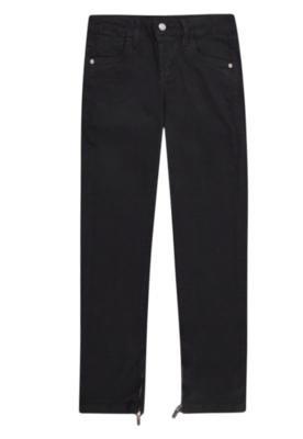 Calça Jeans Capri Forum Estela Preta
