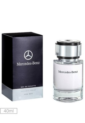 Eau de Toilette Mercedes Benz 40ml - Perfume - Mercedez Benz