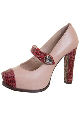 Sapato Scarpin Pedra Rosa - Miucha