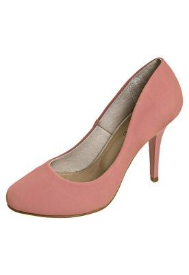 Sapato Scarpin FiveBlu Liso Rosa
