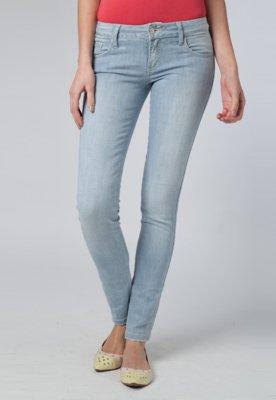 Calça Jeans Skinny Low Azul - Cantão