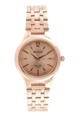Relógio Seculus 23342LPSBRA3 Rose