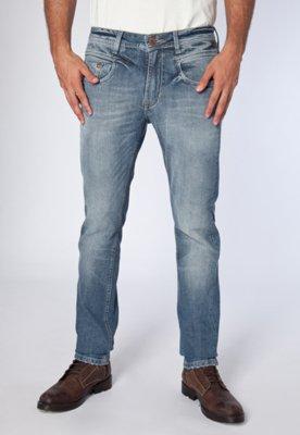 Calça Jeans Carmim Premier Azul