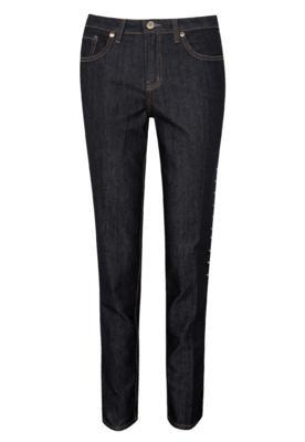 Calça Jeans Letage Skinny Astrid Azul