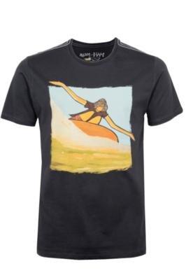 Camiseta Billabong Surf Azul