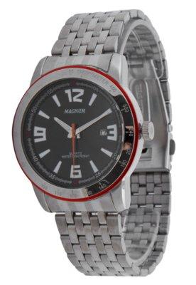Relógio MA31337J Magnum Prata