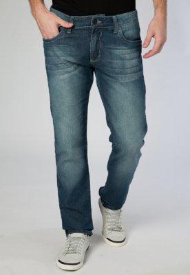 Calça Jeans Reta Marcelo Azul - Triton