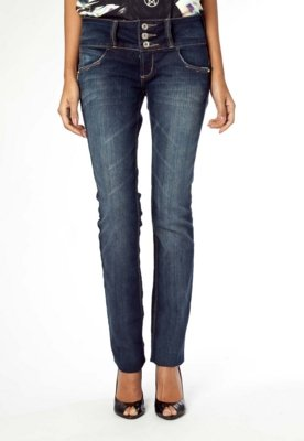 Calça Jeans Triton Tamy Skinny Kim Azul