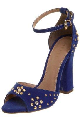 Sandália FiveBlu Tachas Azul