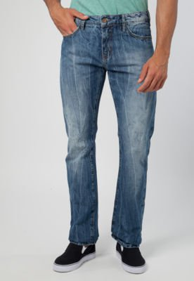 Calça Jeans Triton Pedro Straight Azul