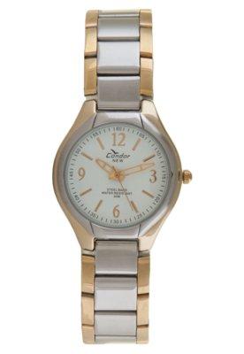 Relógio Condor KT75376/B Prata