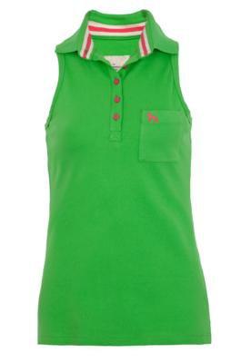 Camisa Polo Acostamento Lobba Verde