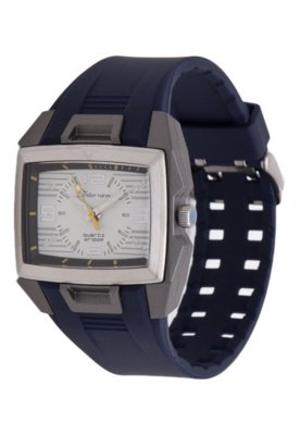 Relógio KM30170B Condor Azul