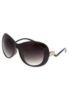 Óculos de Sol Rococó Preto - FiveBlu