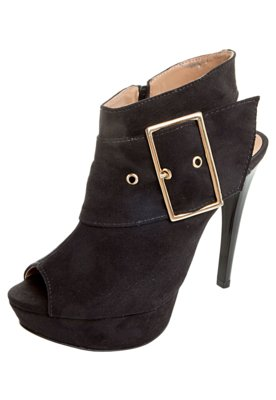 Ankle Boot Pink Connection Fivela Azul