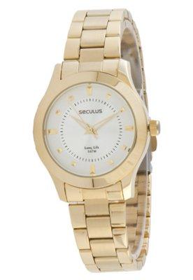 Relógio Seculus 28248LPSBDA1 Dourado