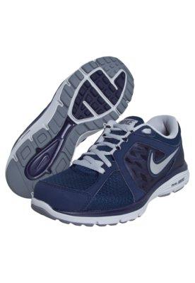 Tênis Nike Dual Fusion Run MSL Azul