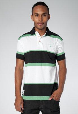 Camisa Polo Aleatory Large Listra