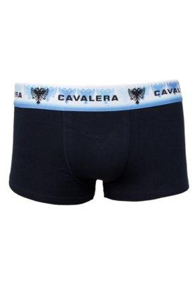 Cueca Boxer Unique Azul - Cavalera