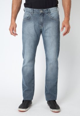 Calça Jeans Sommer Rafael Skinny Authentic Cinza
