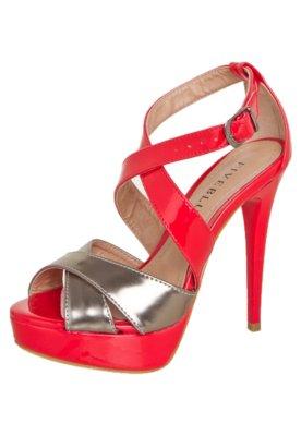 Sandália FiveBlu Modern Vermelha