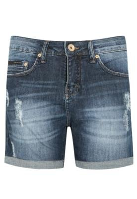 Bermuda Jeans Madonna Azul - Calvin Klein Jeans