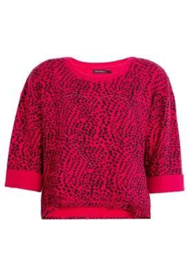 Blusa FiveBlu Rock Vermelha